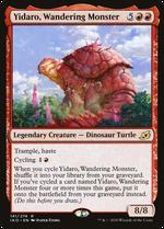 Yidaro, Wandering Monster image