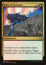 Fires of Yavimaya image