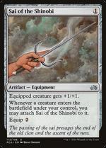 Sai of the Shinobi image