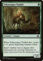 Tukatongue Thallid image