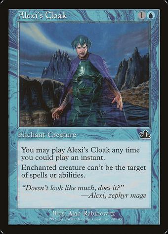 Alexi's Cloak image