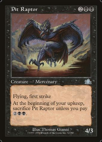 Pit Raptor image