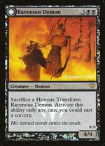 Ravenous Demon // Archdemon of Greed image