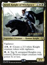 Aryel, Knight of Windgrace image