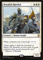 Benalish Marshal image
