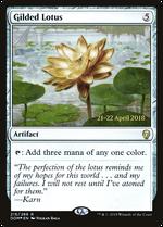 Gilded Lotus image