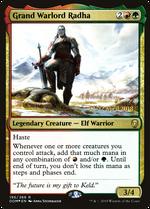 Grand Warlord Radha image