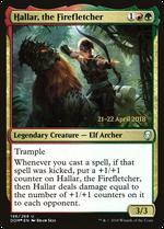 Hallar, the Firefletcher image