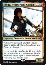 Jhoira, Weatherlight Captain image