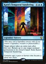 Karn's Temporal Sundering image