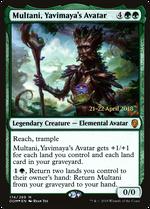 Multani, Yavimaya's Avatar image