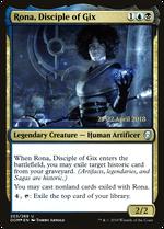 Rona, Disciple of Gix image