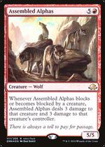 Assembled Alphas image