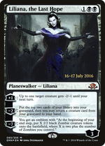 Liliana, the Last Hope image