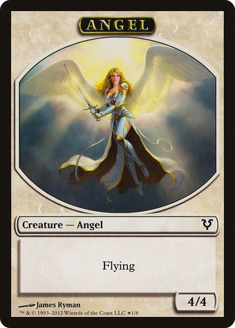Angel // Demon Token image