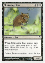 Chittering Rats image