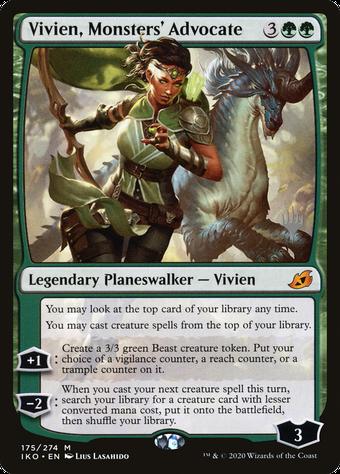 Vivien, Monsters' Advocate image