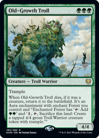 Old-Growth Troll image