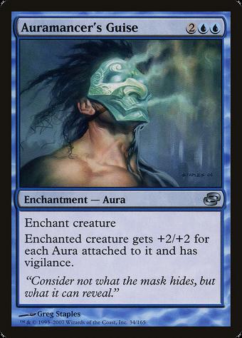Auramancer's Guise image