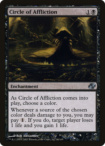 Circle of Affliction image