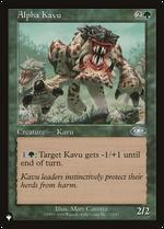 Alpha Kavu image