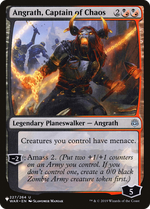 Angrath, Captain of Chaos image