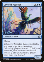 Coveted Peacock image