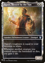 Daxos, Blessed by the Sun image