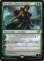 Freyalise, Llanowar's Fury image