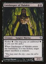 Gatekeeper of Malakir image