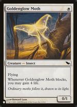 Goldenglow Moth image