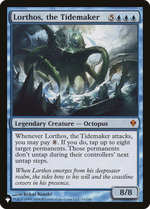 Lorthos, the Tidemaker image