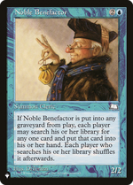 Noble Benefactor image