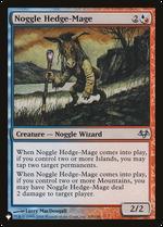 Noggle Hedge-Mage image