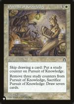 Pursuit of Knowledge image
