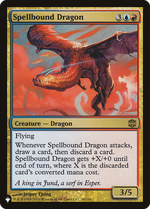 Spellbound Dragon image