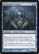 Venerated Teacher image