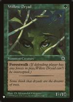 Willow Dryad image