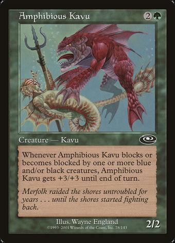 Amphibious Kavu image