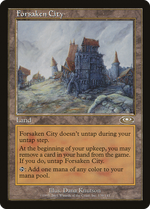 Forsaken City image