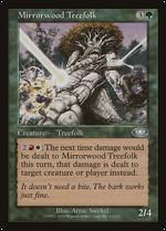 Mirrorwood Treefolk image