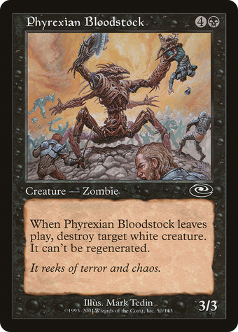 Phyrexian Bloodstock image