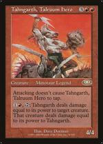 Tahngarth, Talruum Hero image