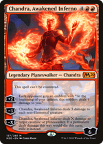 Chandra, Awakened Inferno image