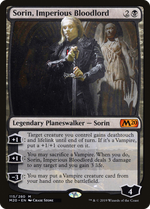 Sorin, Imperious Bloodlord image
