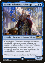 Barrin, Tolarian Archmage image