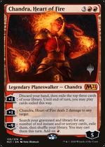 Chandra, Heart of Fire image