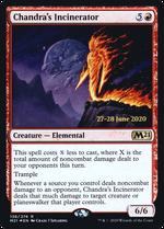 Chandra's Incinerator image