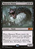 Massacre Wurm image