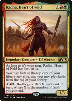 Radha, Heart of Keld image